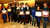The winners of the WineHunter Platinum Award, announced at the 27th Edition of the Merano WineFestival